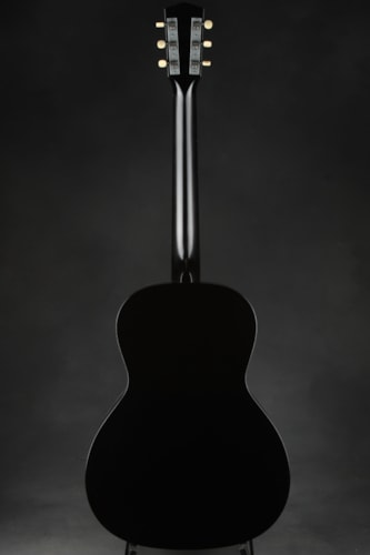 Waterloo by Collings WL-14X - Truss Rod/Jet Black