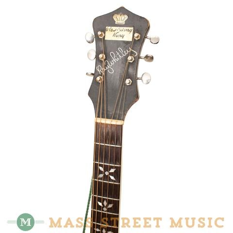 """1938 Gibson Ray Whitley """"Recording King"""