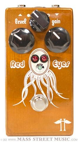 Heavy Electronics Red Eyes