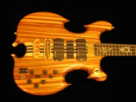 Alembic Custom Triple Omega - John Paul Jones style