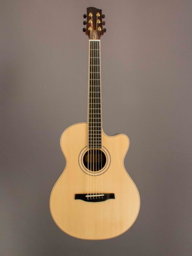 "2008 Sifel Creek Guitars 15"" Cutaway"