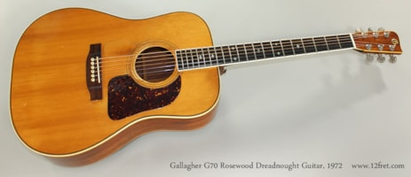 1972 Gallagher G70