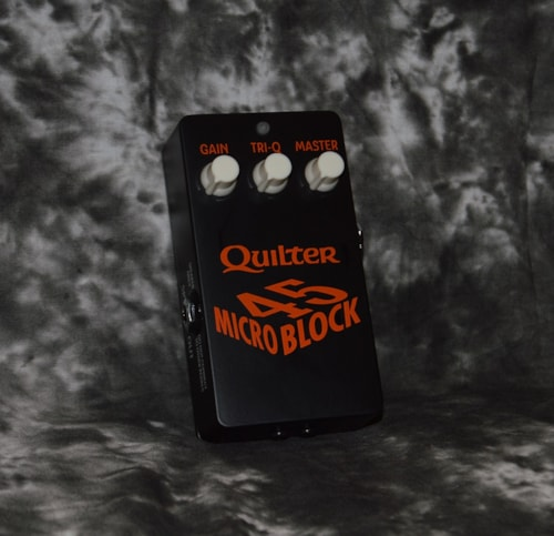 2017 Quilter MicroBlock 45