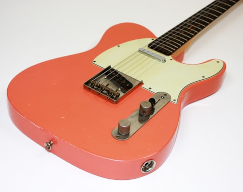 ~2016 Coop Guitars 60's T style