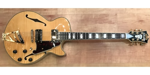 D'Angelico Premier Series SS Hollow-Body Electric Guitar