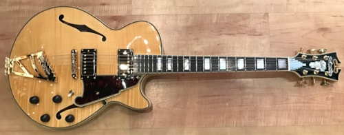 2017 D'Angelico Premier Series SS Hollow-Body Electric Guitar