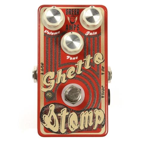 2016 Greer Amps Ghetto Stomp Overdrive