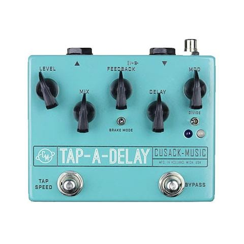 2016 Cusack Cusack Effects - Tap-A-Delay