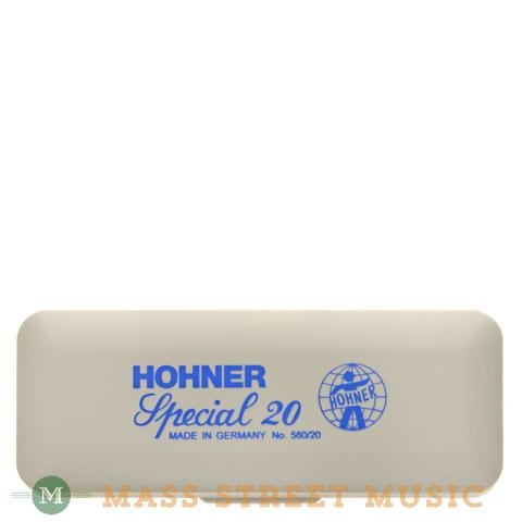 2015 Hohner Special 20 Harmonica, Key of A