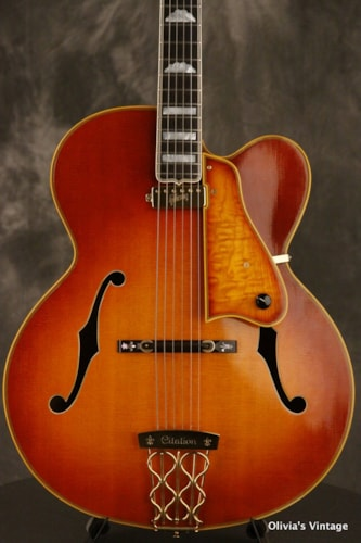 1974 Gibson CITATION #14 electric archtop