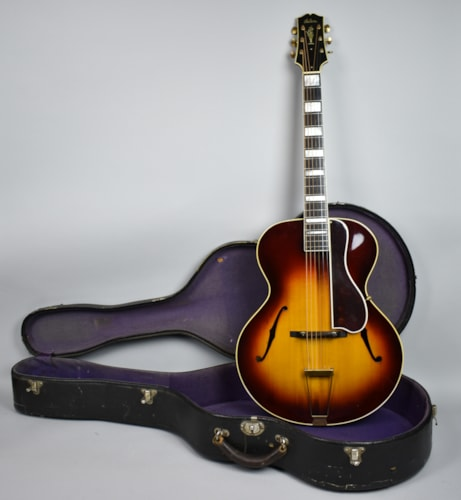1934 Gibson L-5 Sunburst Hollowbody Archtop Vintage Guitar w/OHSC