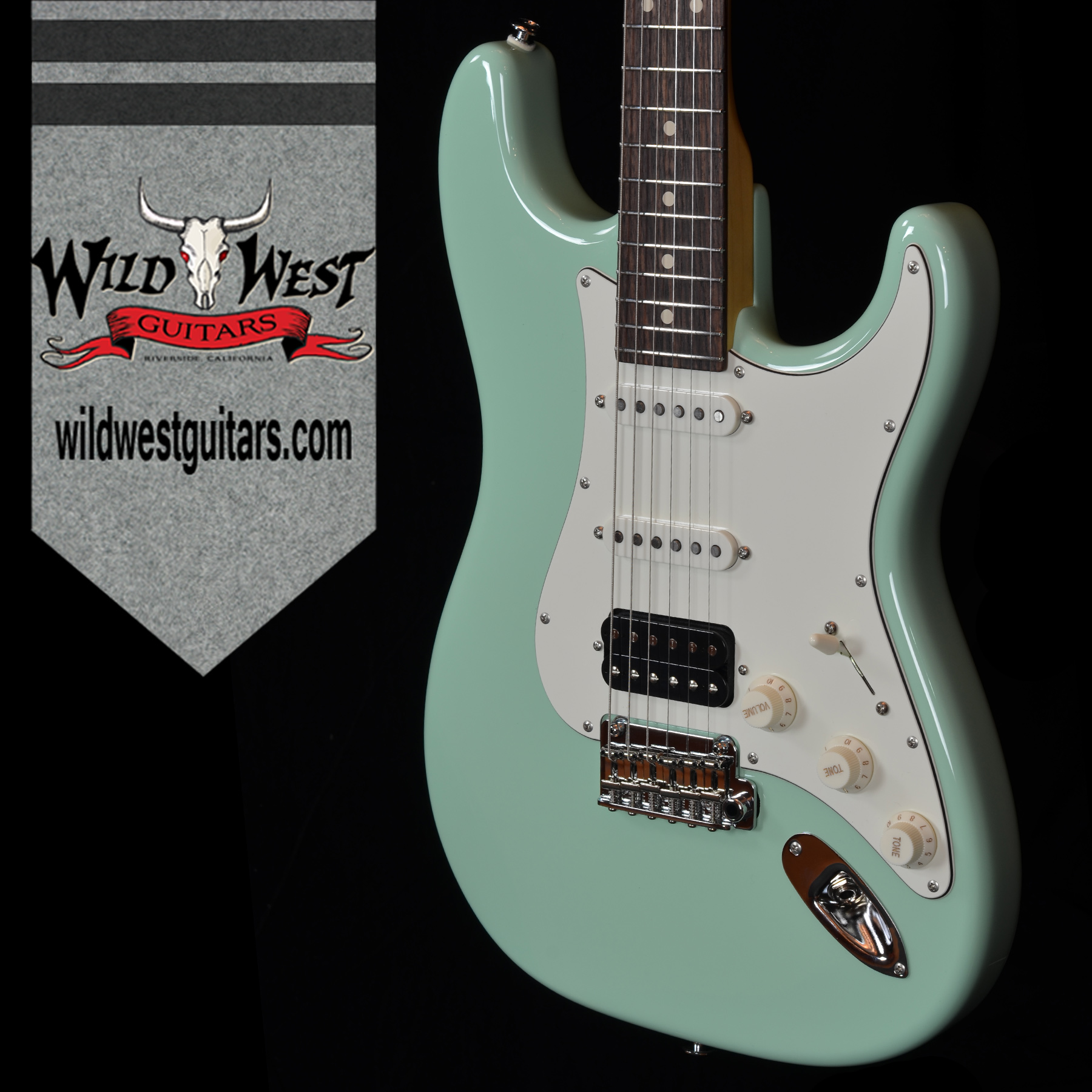 John Suhr Guitar Wiring Example Electrical Diagram 2017 Classic Pro Hss Rosewood Board Surf Green Guitars Company Breedlove