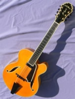 2000 Moll John Pizzarelli Model 7 String