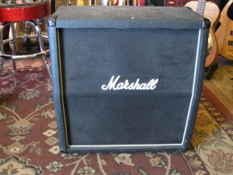 Marshall 1966A 2x12 Amp Cab - Celestion Greenbacks
