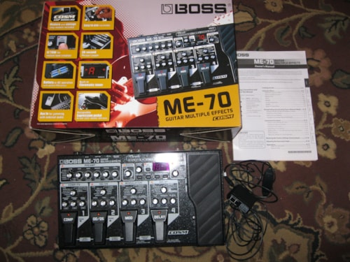 BOSS ME-70 Multi-Effect Guitar Pedal