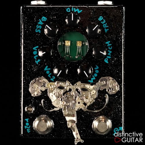 ZVEX Woolly Mammoth 7 Fuzz NAMM