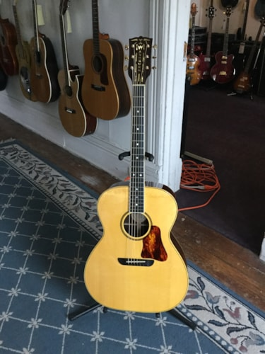 2013 Washburn 1937 Solo Deluxe Warren Haynes Signature USA Acoustic