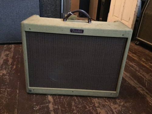 1991 Fender® Blues Deluxe Reissue Combo Amplifier