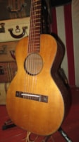 1964 Kay Small Bodied Parlor Guitar 3/4 Size