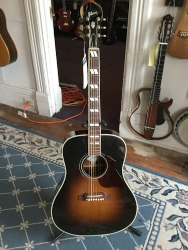 2010 Gibson Hummingbird Acoustic