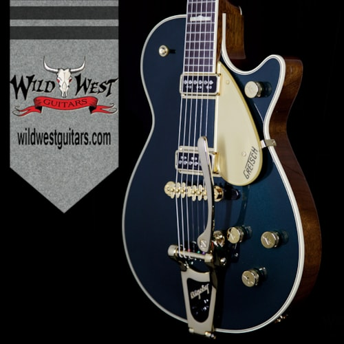 2017 Gretsch®  Vintage Select '57 Duo Jet with Bigsby TV Jones G6128T-57