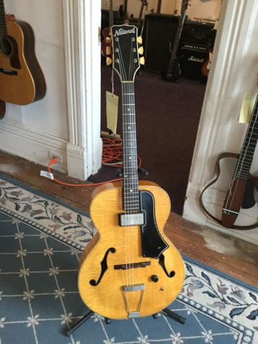 ~1970 National Archtop Electric Guitar