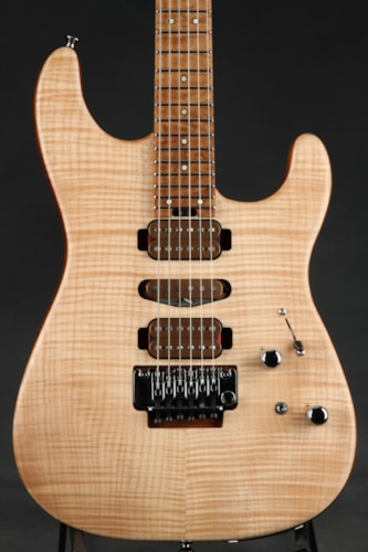 Charvel Guthrie Govan Signature HSH Flame Maple, Caramelized Flame M