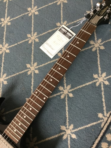 Silvertone Paul Stanley Signature Electric