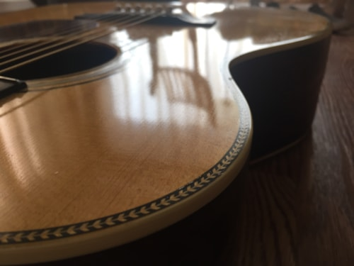 1931 Martin c-2 converted to om28 by