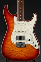 Tom Anderson Drop Top Classic - Dark Cherry Burst
