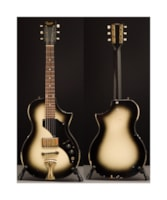 1959 Supro 3/4 Scale Electric