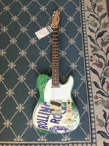 2002 Fender® Squier®