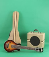 1937 Gibson EH 100 amplifier Roy Smeck