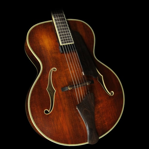 EASTMAN Used 2004 Eastman AR805E Archtop Electric Guitar Varnish