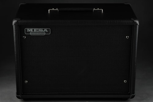 Mesa Boogie 1X12 Widebody Closed Back - Cabinet