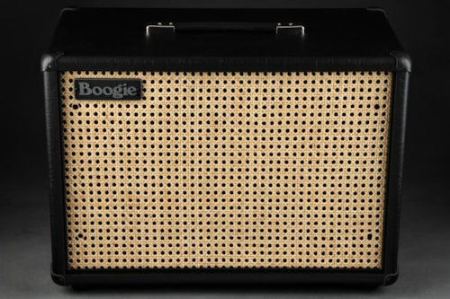 Mesa Boogie 1X12 Widebody Closed Back - Cabinet Wicker Grill