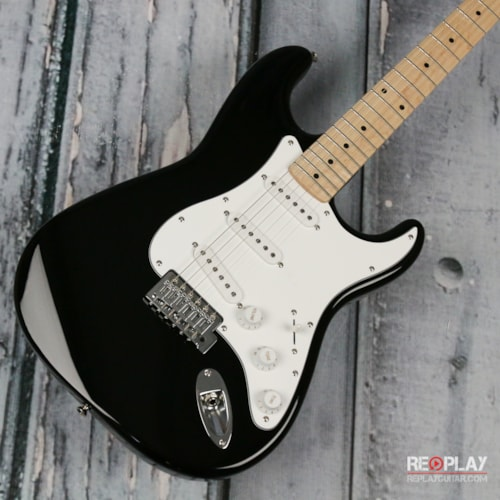 Squier Affinity Series Stratocaster (Black)