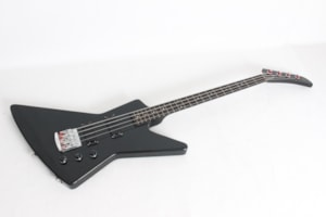 1984 Gibson Explorer Bass Black w/case - All original -