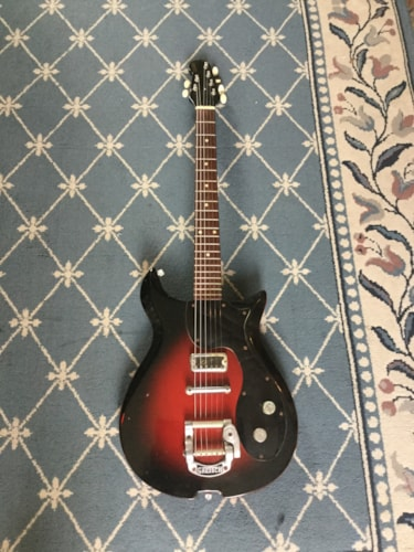 1966 Gretsch® 6134 Corvette Electric Guitar