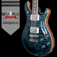 2017 Paul Reed Smith Wood Library Artist Package McCarty 594 Quilt Top