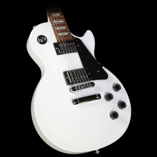 Gibson Used 2016 Gibson Les Paul Studio Electric Guitar Arctic White
