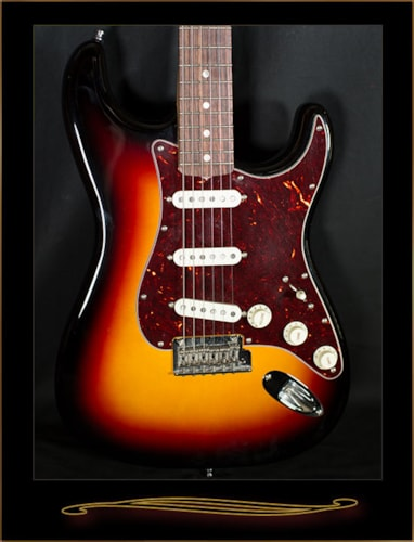 2014 Fender® Vintage Hot Rod 60s Stratocaster®