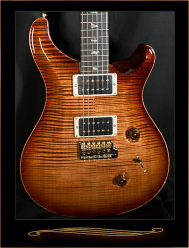 PRS Custom 24 Artist Package with Stained Maple Neck