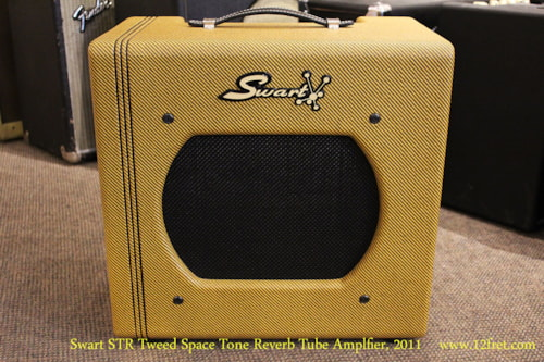 2011 Swart SRT Tweed Space Tone Reverb