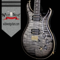 2016 Paul Reed Smith Private Stock PS6137 DGT Flame Maple Top African Blackwood Fretb