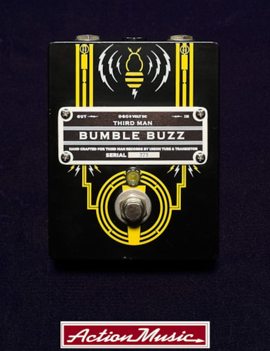 Third Man Records Black Bumble Buzz