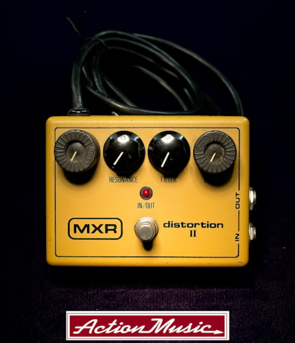 MXR Model 142 Distortion II