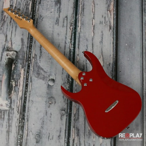 2010 ibanez ibanez 2010 gio mikro red guitars electric solid body replay guitar exchange. Black Bedroom Furniture Sets. Home Design Ideas