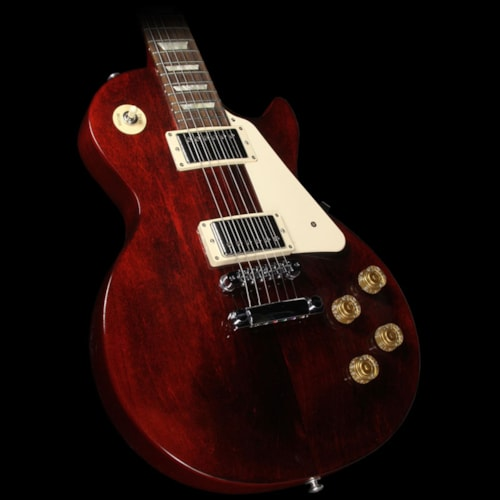 Gibson Used 2016 Gibson Les Paul Studio Electric Guitar Wine Red
