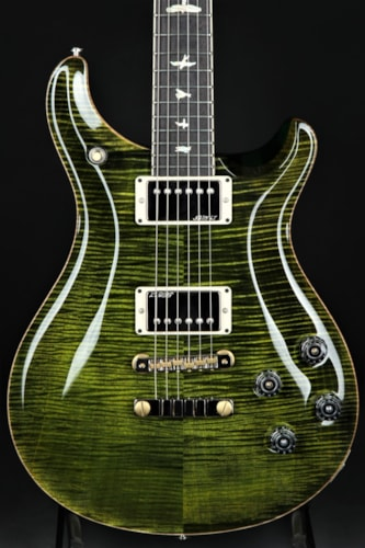 paul reed smith prs mccarty 594 jade guitars electric solid